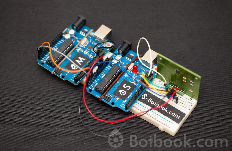 Arduino Playground - LEDSensor